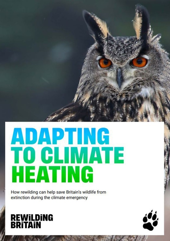 Climate heating front cover