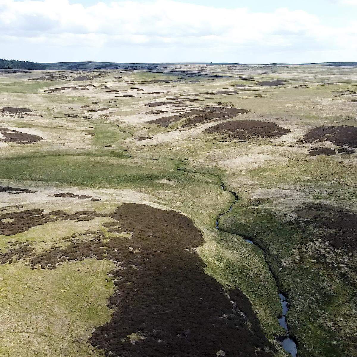 Drone aerials Colin Leighton