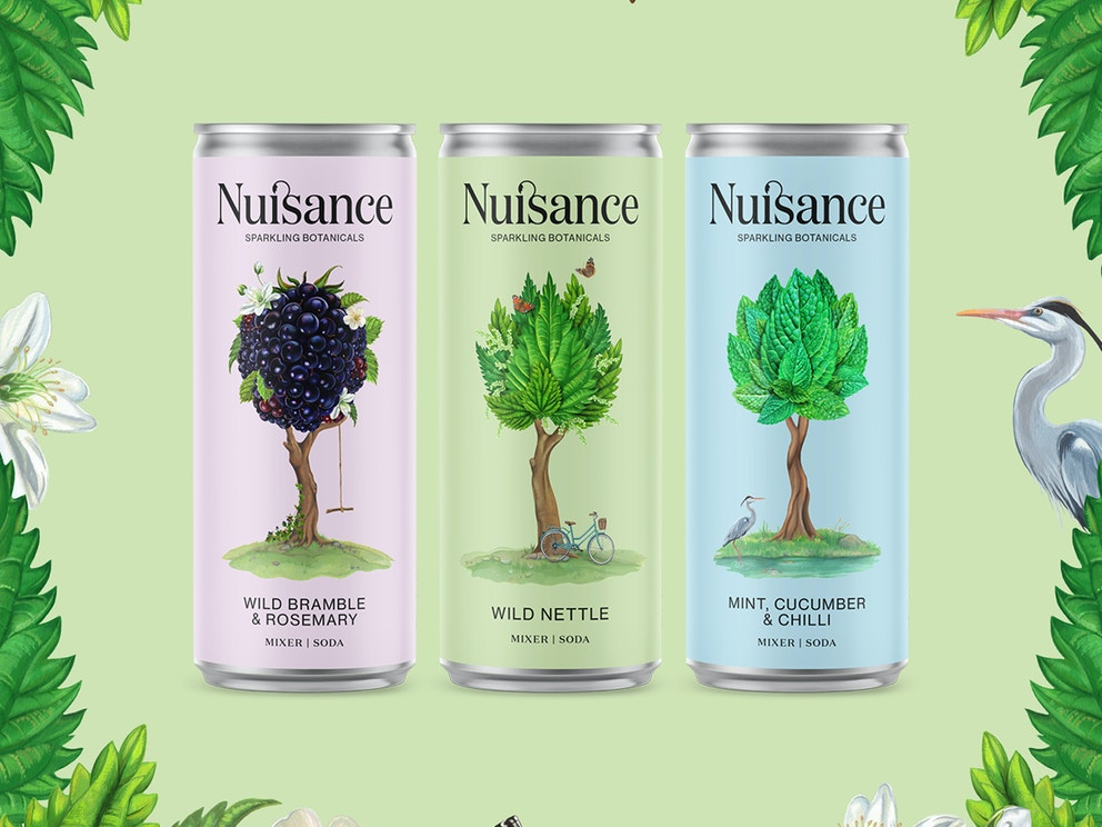 Nuisance Drinks social image