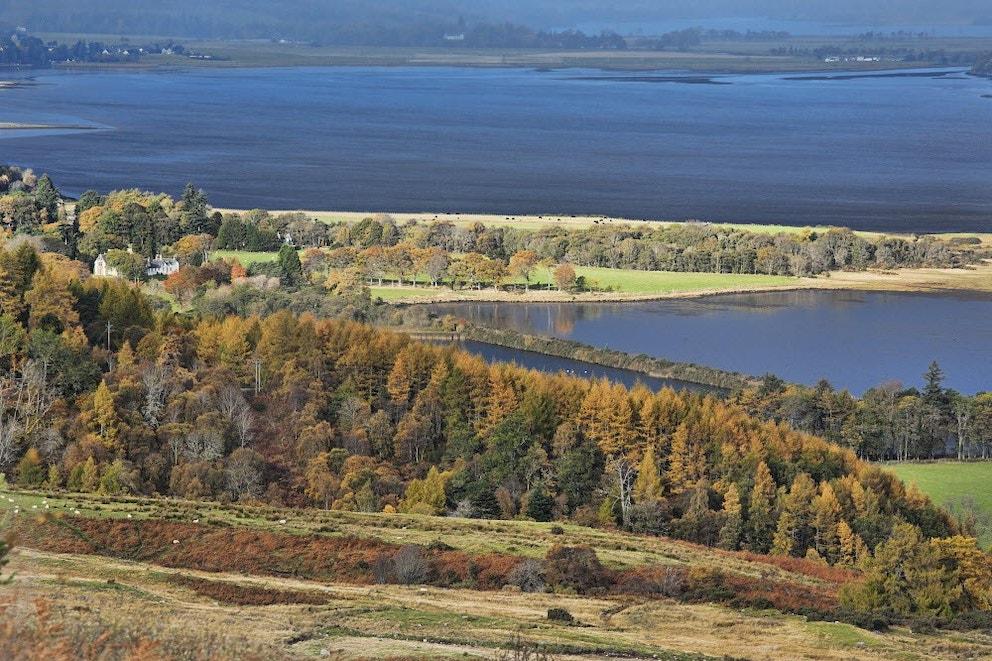Scottish landscape Martin Harvey