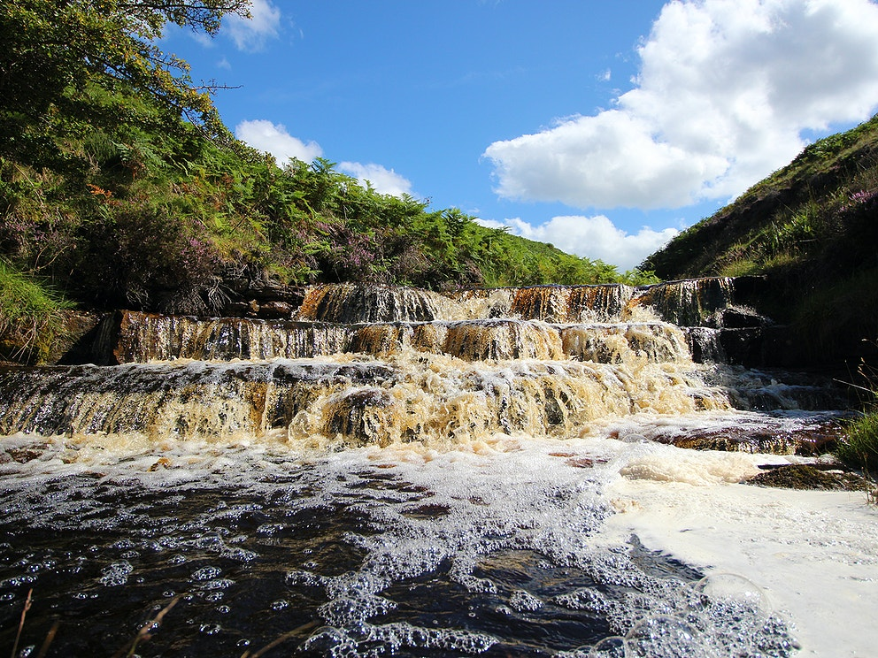 Waterfall Alice Mc Court