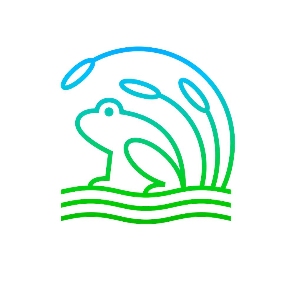 Frog gradient